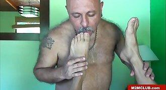 Gay outdoor sex