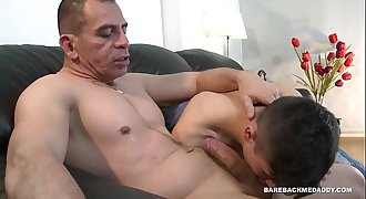 Daddy Horatio Barebacks Lad Jack