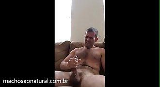 Tio punheteiro pra la de gostoso - machosaonatural.com.br