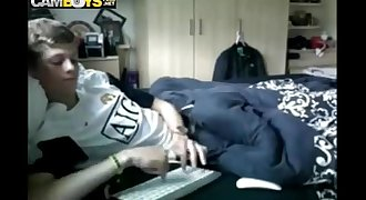 str8 webcam boy